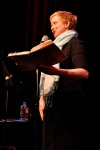 Jennifer Bergman at Mortified Boston