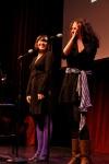 Karen Corday and Sara Faith Alterman of Mortified Boston