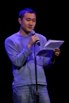 Matthew Salesses reading at Literary Death Match