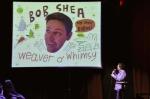 Bob Shea, weaver of whimsy