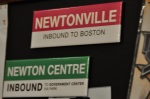 Newtonville Books is now in Newton Centre