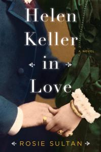 cover of Helen Keller in Love by Rosie Sultan